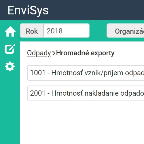 Novinky v aplikácii 2018 - 06