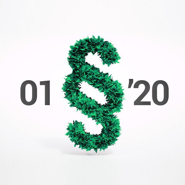 Zmeny v legislatíve životného prostredia 2020 - 01