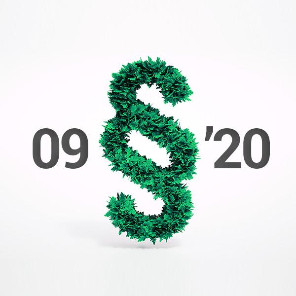 Zmeny v legislatíve životného prostredia 2020 - 09