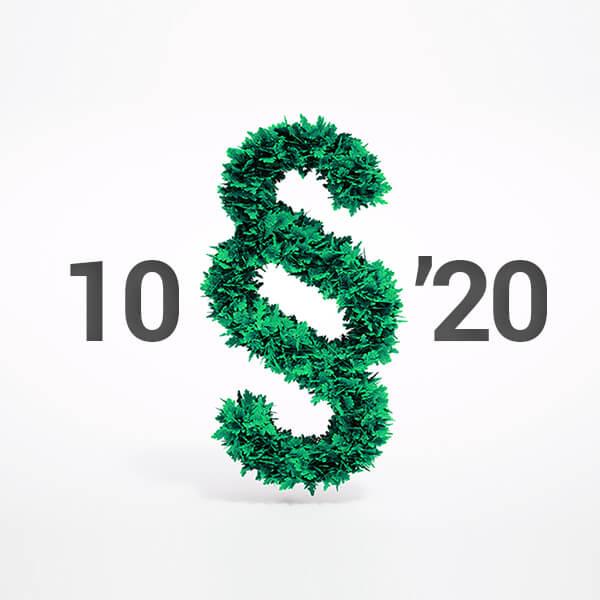 Zmeny v legislatíve životného prostredia 2020 - 10